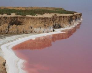 Мертвое море на Херсонщине - не фантастика, а реальность
