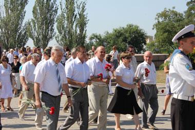 Костяк обещает ветеранам войны рост пенсий