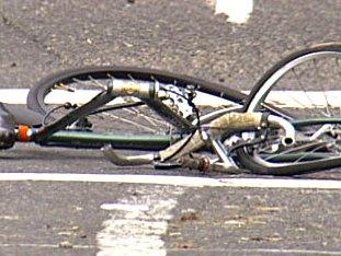 Херсонец на «Ford Scorpio» сбил велосипедиста в Крыму