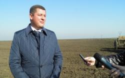 Аграрии Херсонщины закончат посевную со дня на день - вице-губернатор Устинов