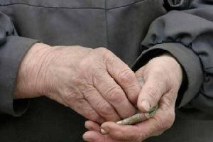 Жителям области перечислили 167 млн. гривен на пенсии