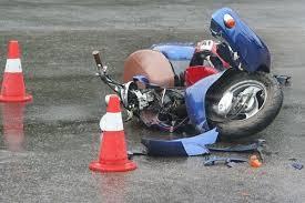 В Новотроицком районе насмерть разбился мотоциклист