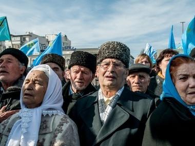 Муфтий Исмагилов: На части Херсонской области необходимо создать Крымско-татарскую национально-культурную автономную республику