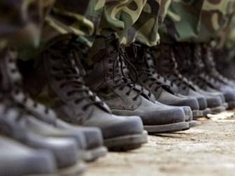 Некачественную обувь для военных поставила фирма из Киева