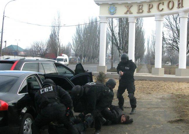 Российские спецслужбы планируют дестабилизировать ситуацию в Херсоне - СБУ
