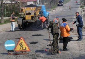 На дороги Херсонщины выписали еще 62 миллиона