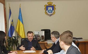 Владимир Миколаенко встретился с представителями компании Google