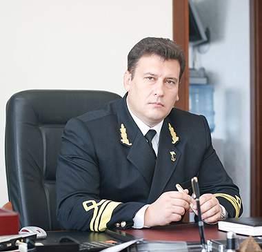 Директор Херсонского морпорта Игнатенко решил судится с СБУ из-за гостайны
