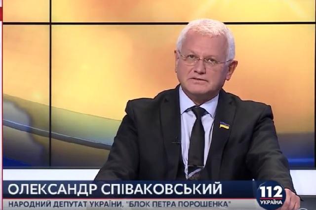Спиваковский рассказал об отводе вооружений в АТО, амнистии боевиков  и о перспективах Путина в Сирии