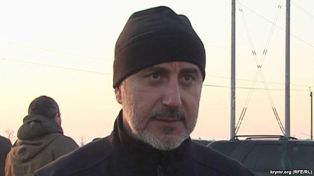 Ислямов: мы понимаем, что долго не сможем держать блокаду Крыма