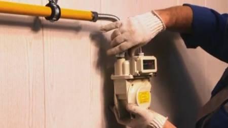 Более полумиллиона гривен доначислено за махинации с газовыми счетчиками