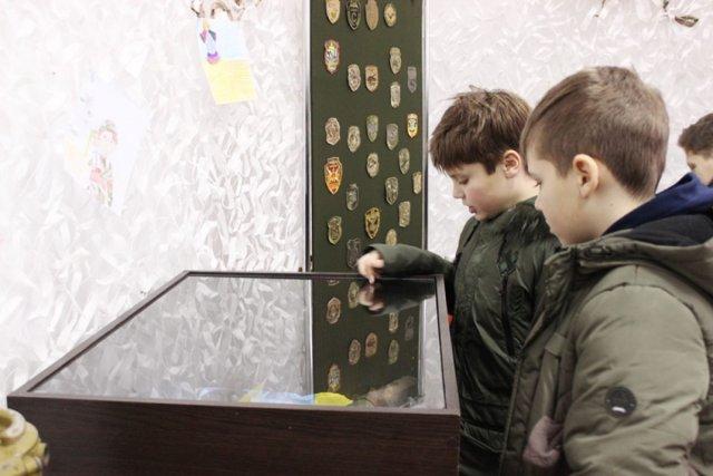 В Херсоне презентовали выставку-экспозицию «АТО. Отголоски войны»