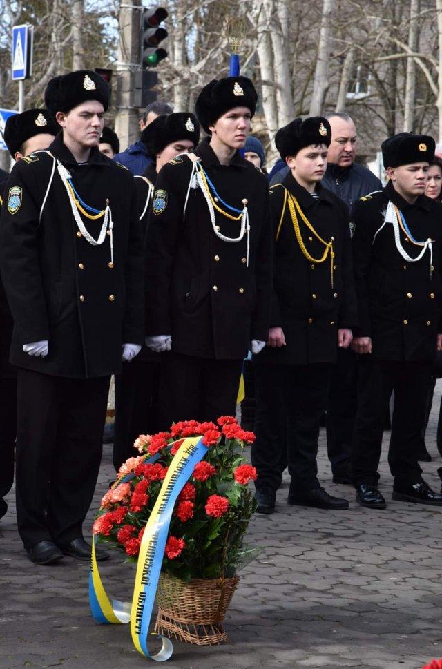 Як у Херсоні вшанували пам'ять загиблих воїнів
