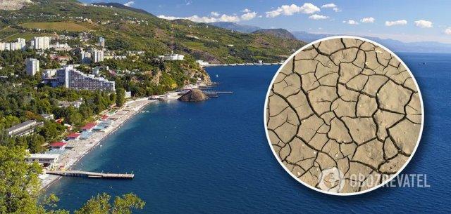 Гидрогеолог: Крым превратится в солончак, вызов дождя и опреснение воды не помогут