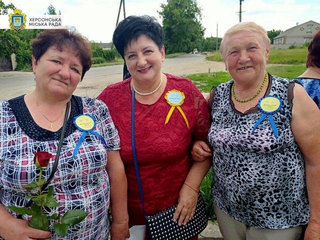 Бабушки-выпускницы: на Херсонщине Университет третьего возраста в десятый раз выпустил своих студентов