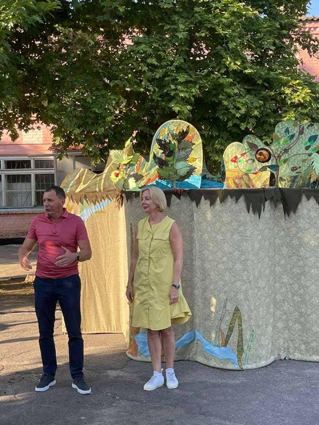 Юных херсонцев приглашают на кукольные спектакли, которые покажут прямо во дворах