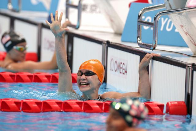Херсонка Елизавета Мерешко принесла Украине первое золото Паралимпиады в Токио